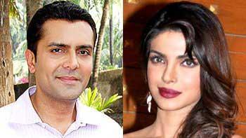 Aseem Merchant to make movie on Priyanka Chopra