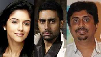 Asin Thottumkal and Abhishek Bachchan together in Umesh Shukla's project?