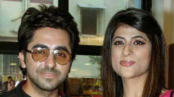 Ayushman Khurana and his wife blessed with a baby girl!