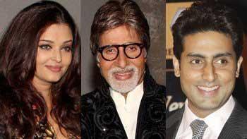 Bachchans fight back Dengue with Anti-Dengue machine