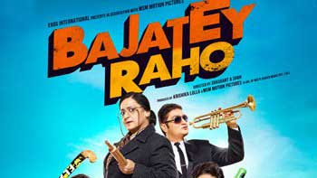 \'Bajatey Raho\' a comic-satire on corruption issue