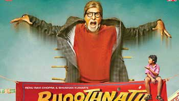 \'Bhoothnath Returns\' witnesses a slow start!