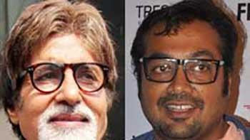 Big B chooses Anurag Kashyap for his TV show