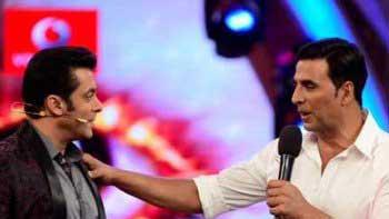 \'Boss\' Akshay Kumar on \'Bigg Boss 7\'