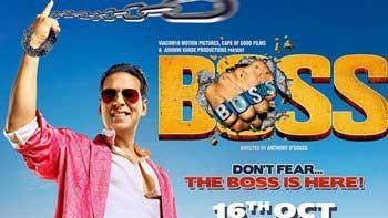 \'Boss\' garners 23.15 Crore  in just two days!
