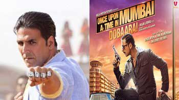 \'Boss\' teaser to be unleashed with \'Once Upon Ay Time In Mumbai Dobaara!\'