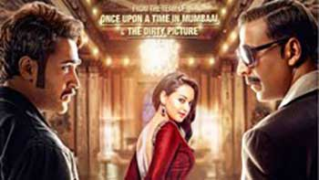 Check Out the poster of \'Once Upon A Time In Mumbaai Again\'!