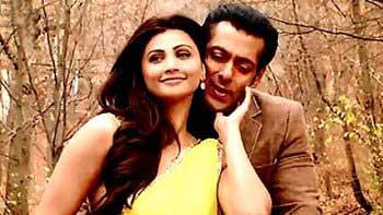 Daisy Shah again shares screen space with Salman Khan in \'Jai Ho\'