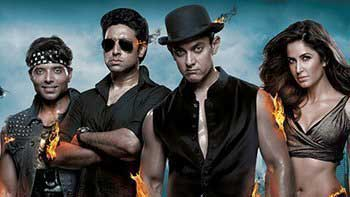 \'Dhoom 3\' songs to boast Sufi magic