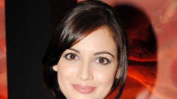 Dia Mirza launches a campaign to save tigers