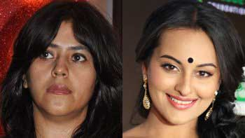 Ekta Kapoor and Sonakshi Sinha to come up with \'Khudgarz\' sequel?