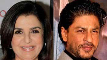 Farah Khan finalizes Shah Rukh Khan\'s look in \'Happy New Year\'