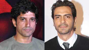 Farhan Akhtar, Arjun Rampal to star in 'Rock On!! 2'