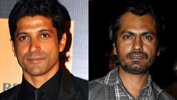 Farhan Akhtar to replace Nawazuddin Siddiqui in 'Raees'?