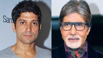 Farhan Akhtar to co-star with Amitabh Bachchan in next