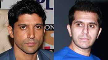 Farhan and Ritesh are leaving no stone unturned for \'Fukrey\' promotion
