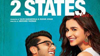 First Day Box Office Collection of '2 States'