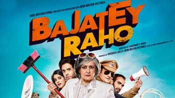 First Day Box Office Collection of \'Bajatey Raho\'