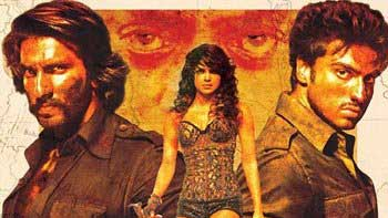 First Day Box Office Collection of \'Gunday\'