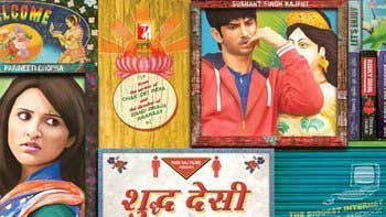 First Day Box Office Collection of \'Shuddh Desi Romance\'