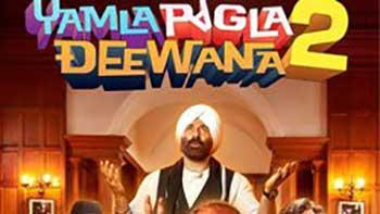 First Day Box Office Collection of Yamla Pagla Deewana 2