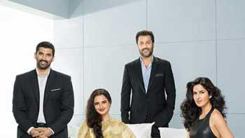 First Look of 'Fitoor': Katrina Kaif, Rekha and Aditya Roy Kapur look stunning!