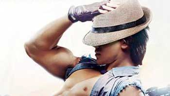 First Look of \'Heropanti\' Out Now!