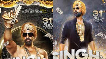 First Look of \'Singh Is Bling\' Unravels!