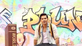 First Look of Varun Dhawan from \'Main Tera Hero\'