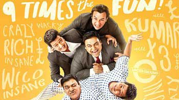 First Look Poster of 'Humshakals' Out Now!