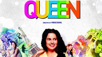 First Look Poster of \'Queen\' Out Now!