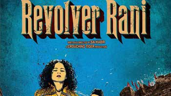First Look Poster of 'Revolver Rani' Out Now!
