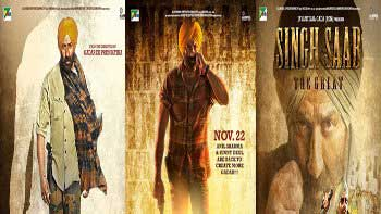 First Look Teaser of \'Singh Saab The Great\' out now!