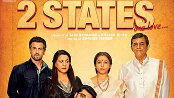 First Weekend Box Office Collection of '2 States'