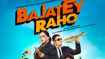 First Weekend Box-Office Collection of \'Bajatey Raho\'