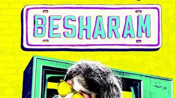 First Weekend Box Office Collection of \'Besharam\'