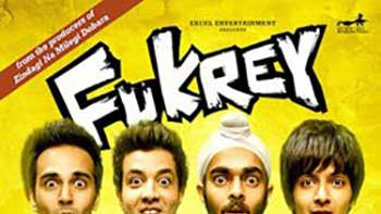 First Weekend Box Office Collection of 'Fukrey'