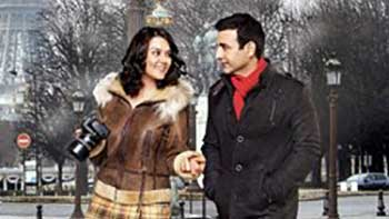 First Weekend Box Office Collection Of 'Ishkq In Paris'
