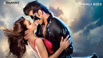 First Weekend Box Office Collection of  \'Krrish 3\'