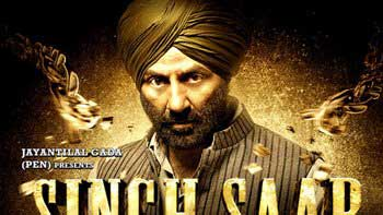 First Weekend Box Office Collection of \'Singh Saab The Great\'