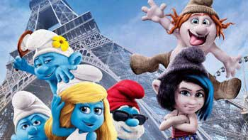 First Weekend Box Office Collection of \'The Smurfs 2\' in India