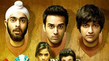 Fukrey - A story of four friends