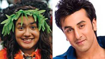 Gippi is fond of Ranbir Kapoor