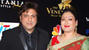 Govinda remarried his wife Sunita on 25th wedding anniversary