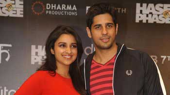 \'Hasee Toh Phasee\' exclusive promotions!