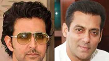 Hrithik was the first big celeb to visit Salman Khan\'s Being Human Store