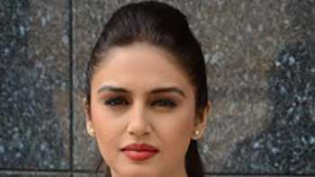 Huma Qureshi in action