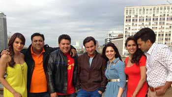 \'Humshakals\' First Look to unveil during India-Pakistan match