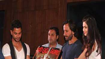 India's first zomcom 'Go Goa Gone's music launch