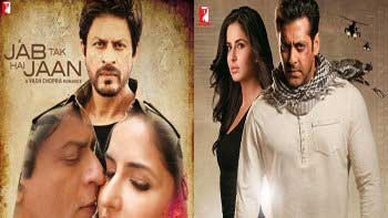 \'Jab Tak Hai Jaan\' and \'Ek Tha Tiger\' to hit the screens in Romania